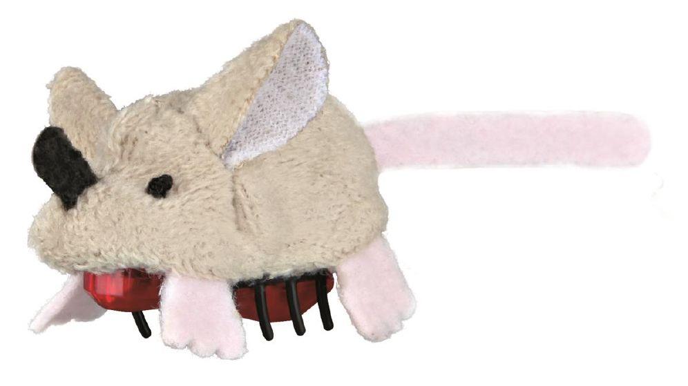 Katteleke Batteridrevet Mus 5,5cm
