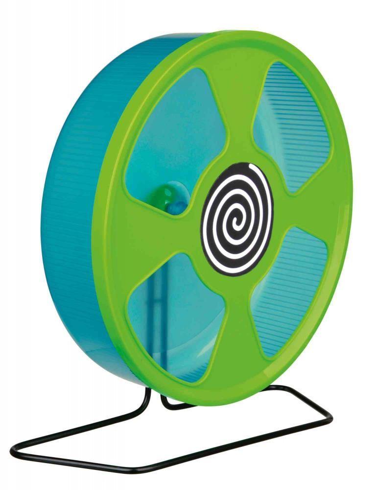 Hamsterhjul 61011 Plast M/Stativ 28 cm