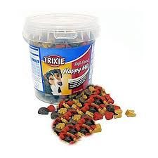 Trixie Happy Mix m/Kylling,Lam&Laks 500g