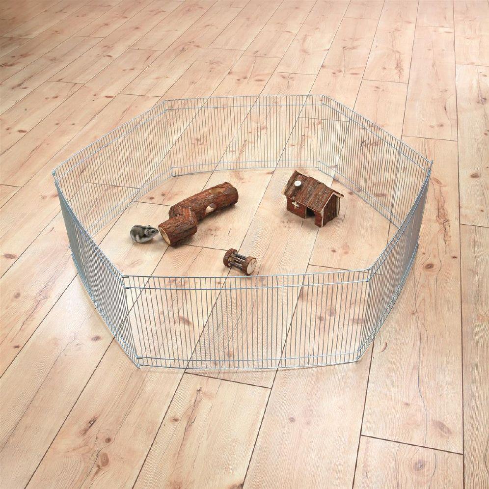 Hamsterbur Utebruk 6Ele. 48x25cm