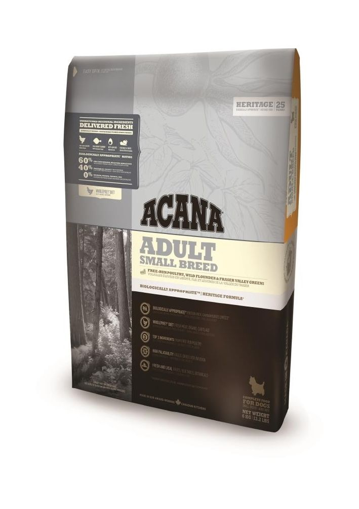 Acana Adult Small Breed Heritage 2kg