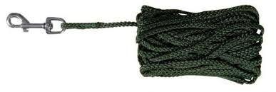 Sporline Nylon 5m x 5mm Grønn
