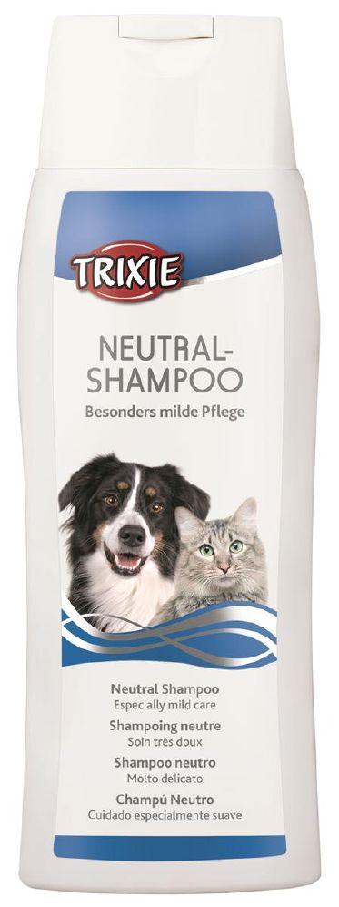 Shampoo Trixie Nøytral 250 ml.