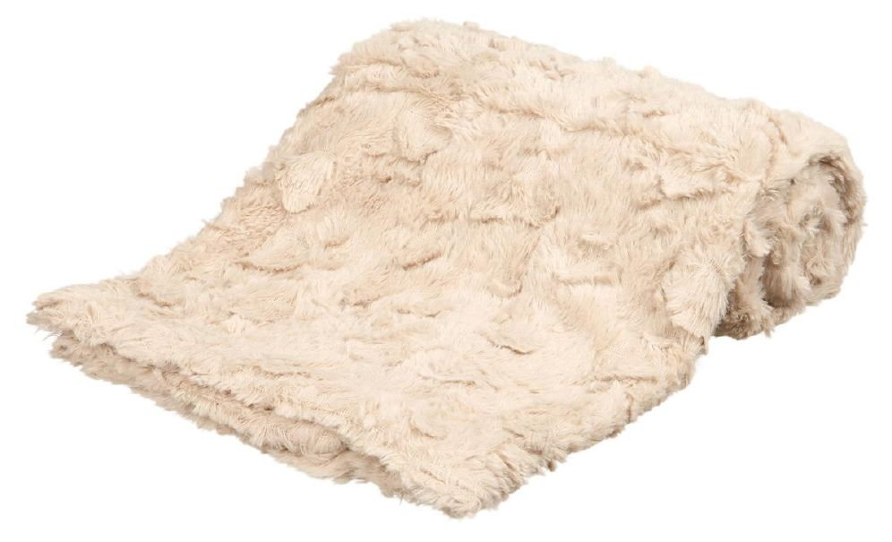 Hundeteppe Cosy Beige 70x50cm
