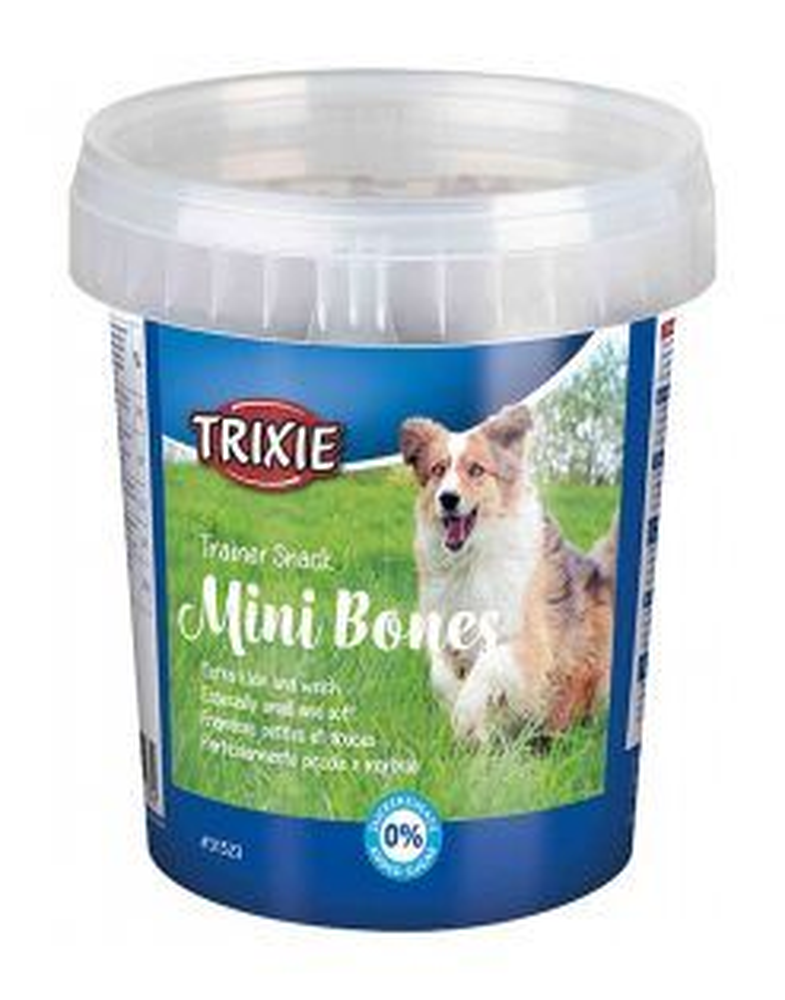 Trainer Snack Mini Bones M/Biff, Lam og