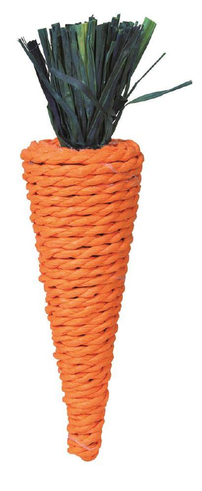 Gnagerleke Sisal Gulrot 20cm