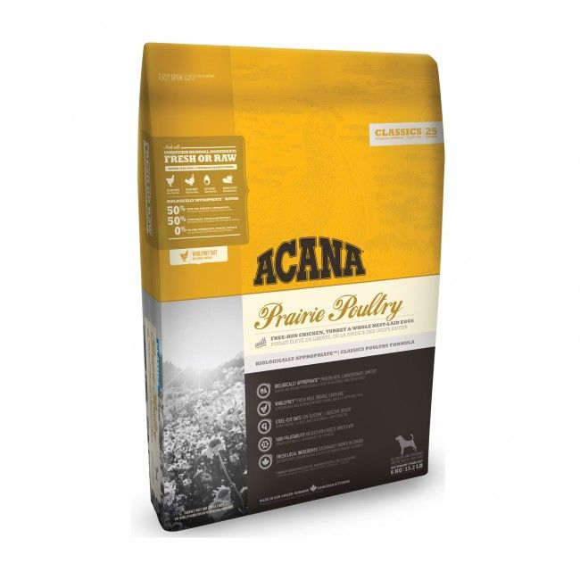 Acana Classic Prarie Poultry 6kg