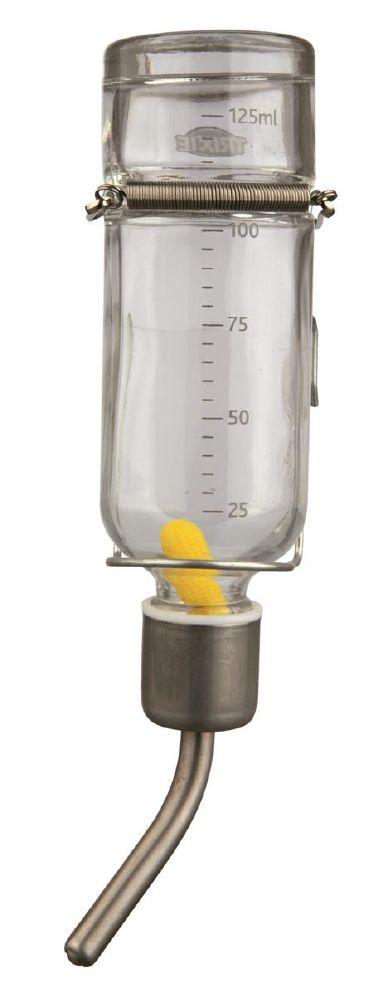 Drikkeflaske  i Glass 125ml