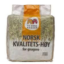 To Gode Naboer Kvalitets Høy 2kg