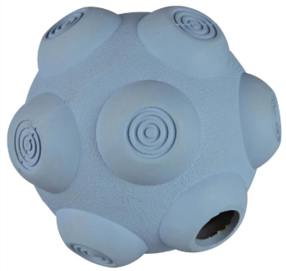 Hundeleke Ball Snacky Naturgummi9cm