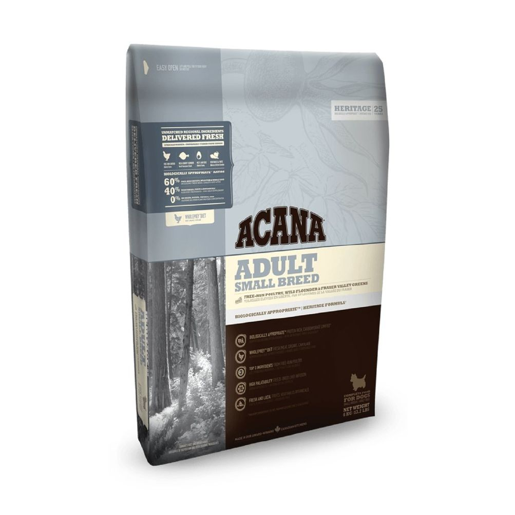 Acana Small Breed Heritage 6kg