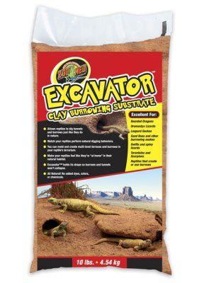 Zoo Med Excavator Clay 4,54kg