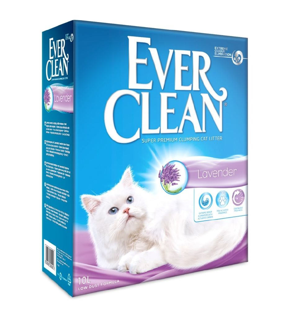 Ever Clean 10liter Lavender
