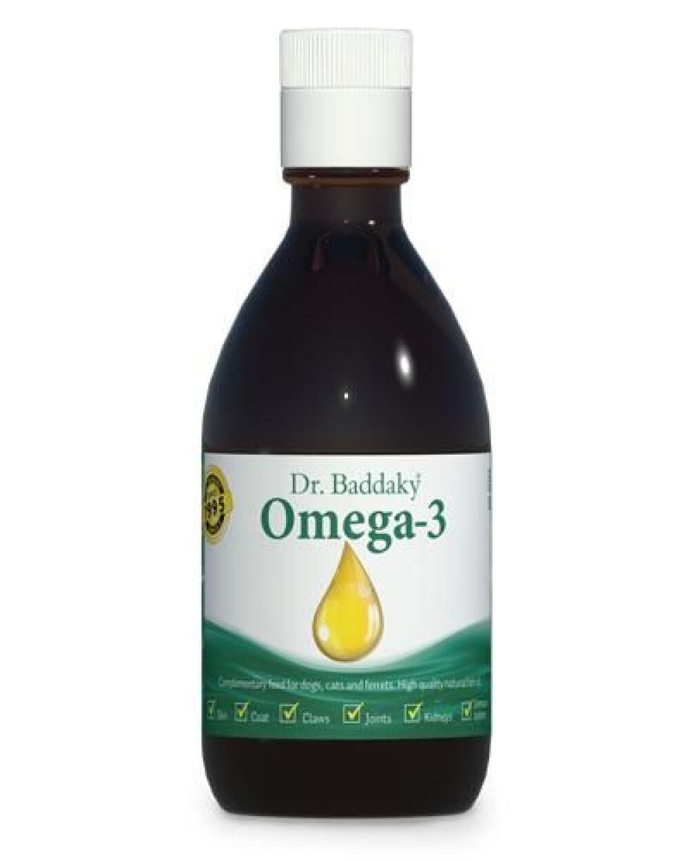 Dr.Baddaky omega 3 olje 200ml