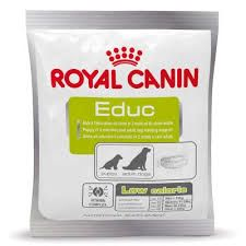 Royal Canin Educ low calorie snacks