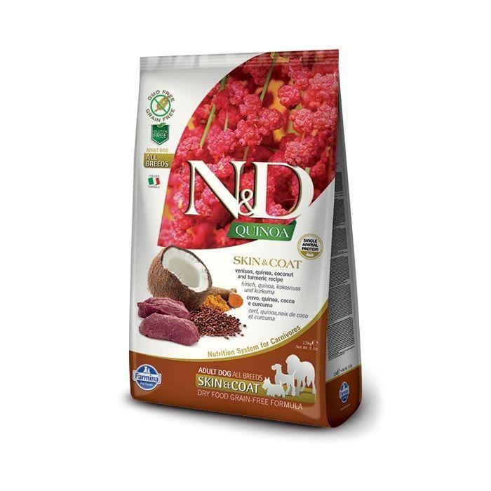 Farmina Quinoa venison 2,5kg