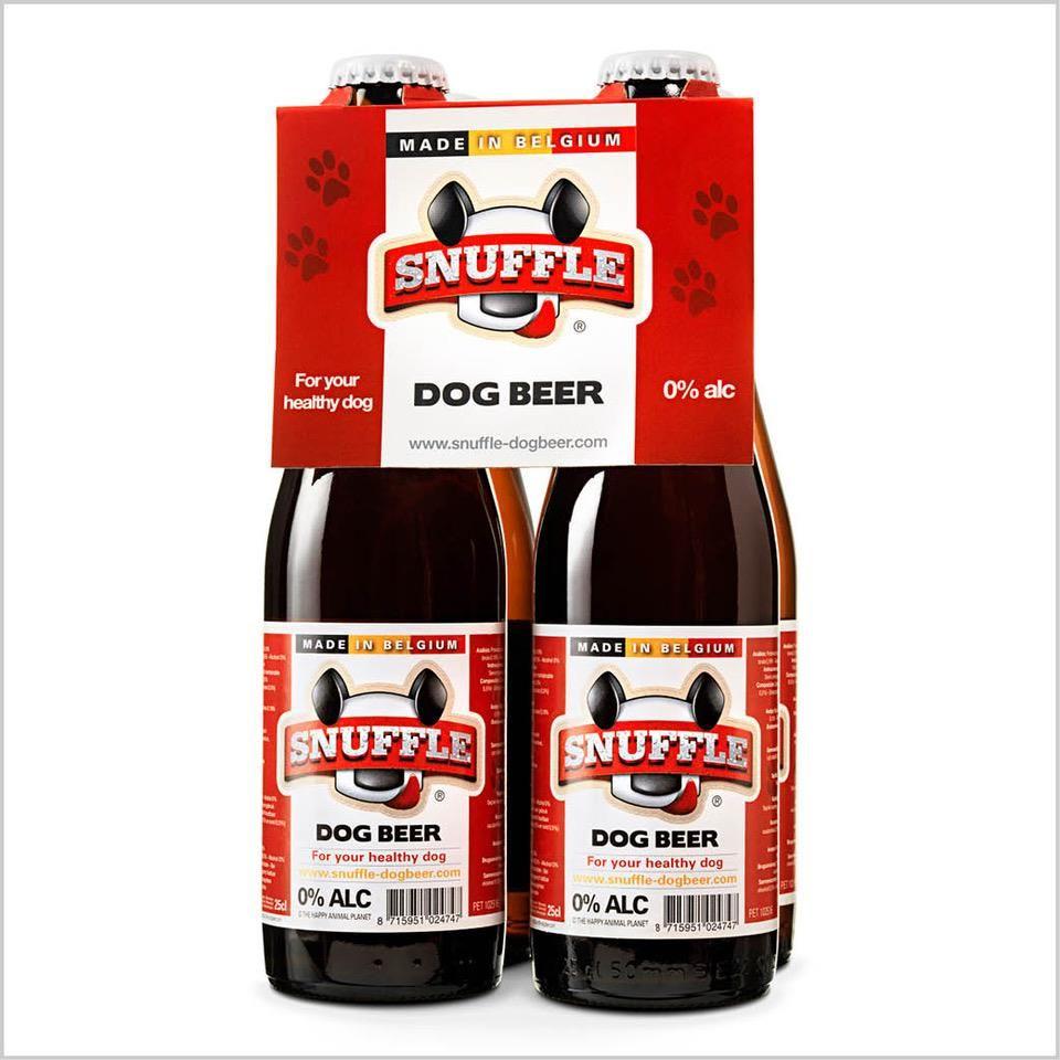 Øl Til Hund 25cl M/Biff smak 1stk