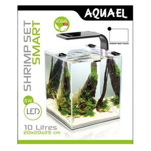 Aquael shrimp smart set 10l