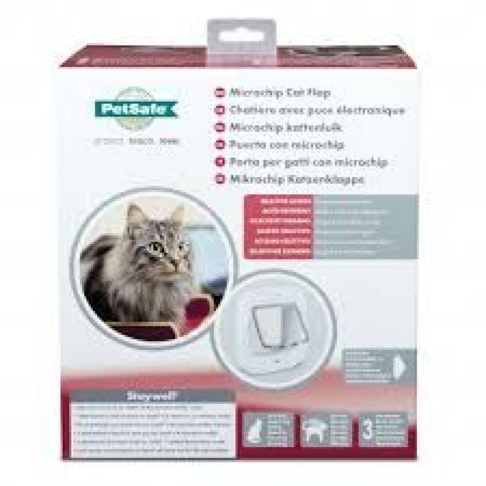 Petsafe microchip katteluke