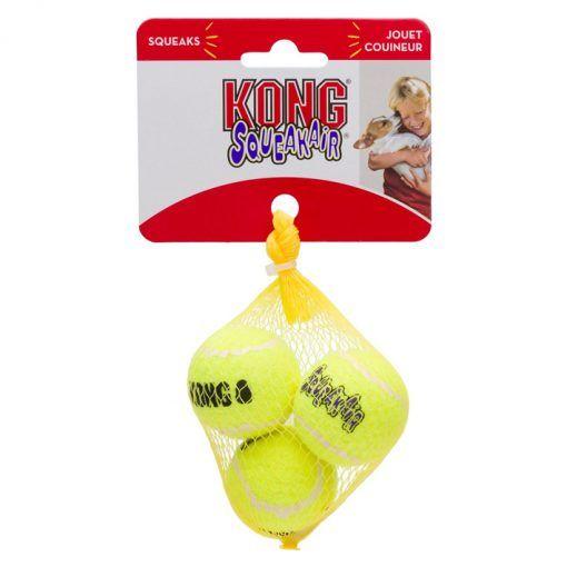 Kong SqueakAir Balls Small
